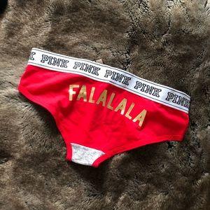 NWT VS holiday underwear